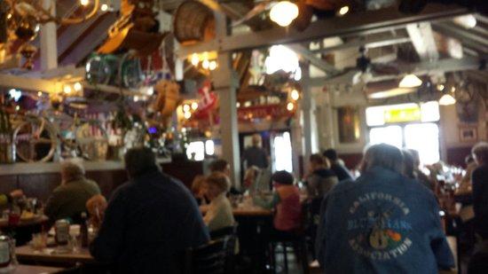 Rosie's Cafe: Always packed:)