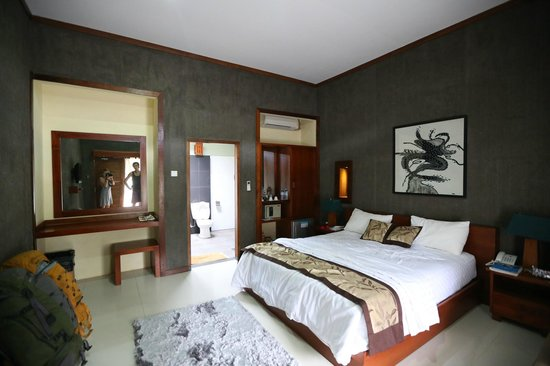 Good Heart Resort - Gili Trawangan Indonesia - The Travel Glow - our beautiful hotel room