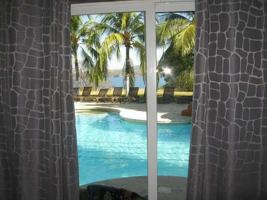 Paradise Flamingo Beach: Vue de la chambre
