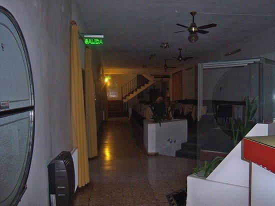 Huarpes Hotel: comedor