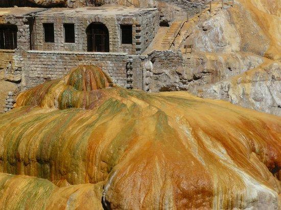 Puente del Inca: puente