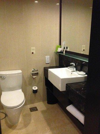 Royal Plaza on Scotts: bathroom