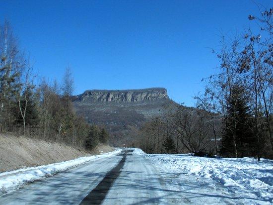 Wunv Mountain : WuNu mountain