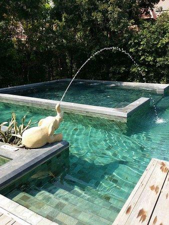 Siripanna Villa Resort and Spa Chiang Mai: Swimming Pool
