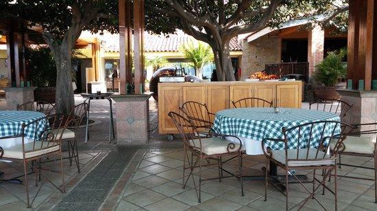 Real de Chapala : hotel restaurant
