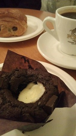 Amy's Bread : Oh, the brownie!