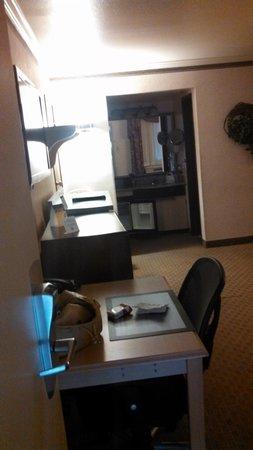بست ويسترن إنسويتس توسان فوتهيلز فندق وأجنحة: phone doesnt work