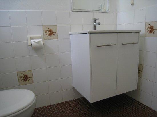 Country Lodge Motor Inn: Twinshare bathroom