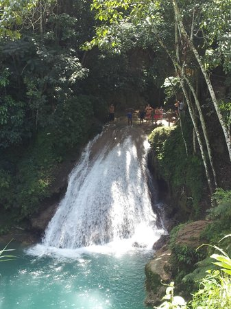 Real Tours Jamaica - Day Tours: The falls