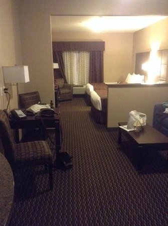 Comfort Suites Kelowna: 2 queen suite