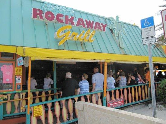 Frenchy's Rockaway Grill: Street View