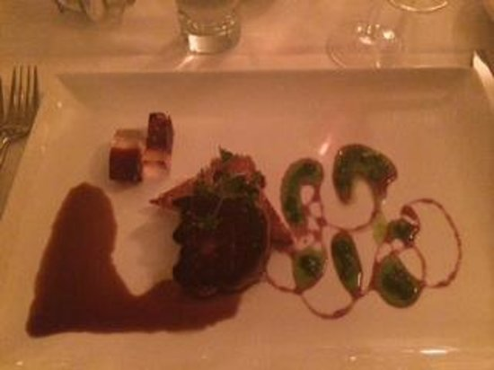 Soupcon Restaurant: Foie Gras