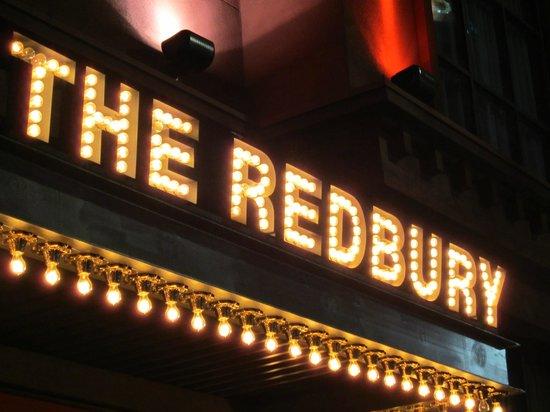 The Redbury Hollywood: Entrance at night