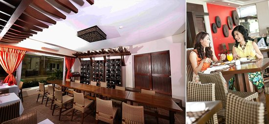 Sabang, Philippines: Restaurant