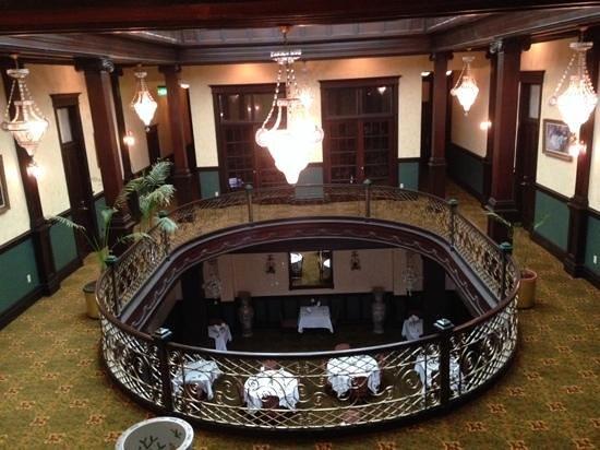 Geiser Grand Hotel: 2nd floor
