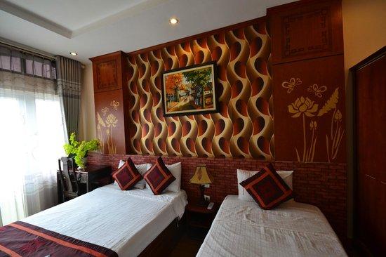 Hanoi Eclipse Hotel: The Family Room