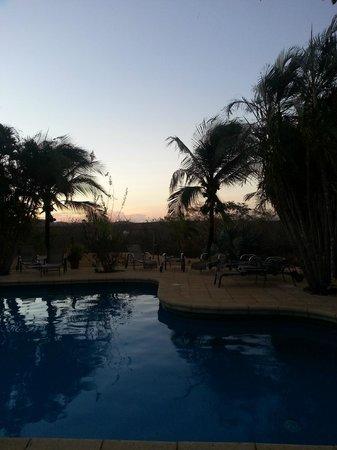 Guacamaya Lodge: View