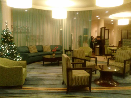 SpringHill Suites West Palm Beach I-95 : Entry