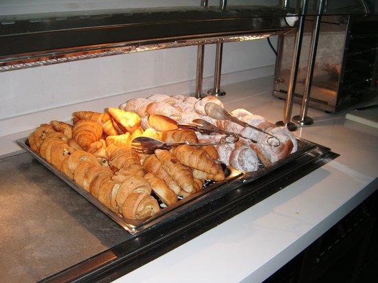 Hotel Alameda: desayuno