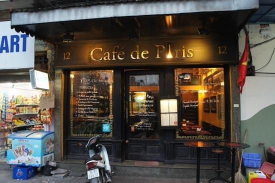 Cafe de Paris, Hanoi