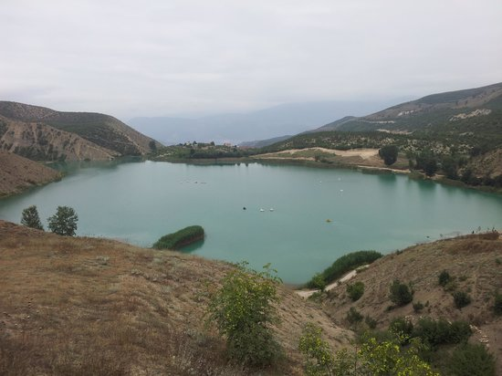 Chalus, Iran: Valash Lake
