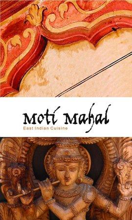 Moti Mahal: Logo