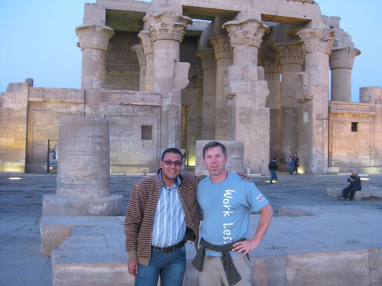 Go Travel Egypt - Day Tours: Me and Mahmoud