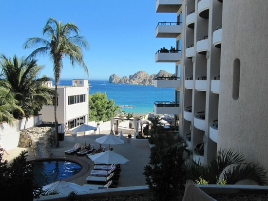 Cabo Villas Beach Resort: View from our Blacony.