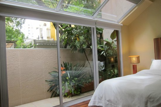 BoBo Hotel : 'Argentina' Suite skylite