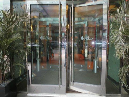 Hotel Indigo New York City, Chelsea: front door