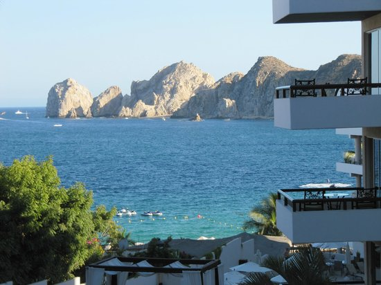 Cabo Villas Beach Resort: View from our Balcony.