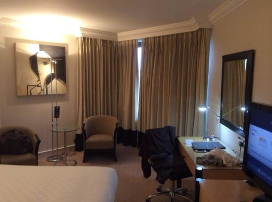 Hilton London Metropole: executive room