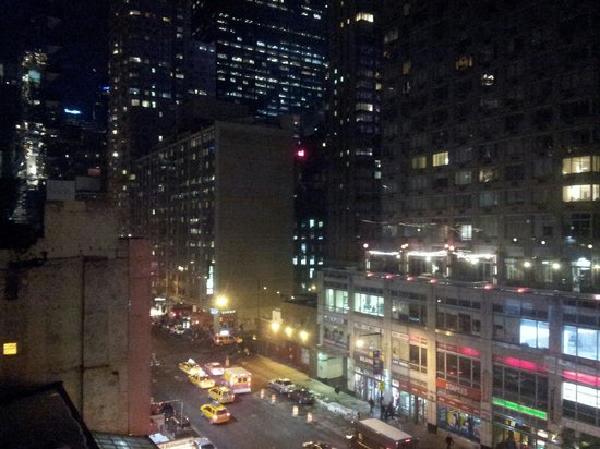 Econo Lodge Times Square: View from the 6th floor