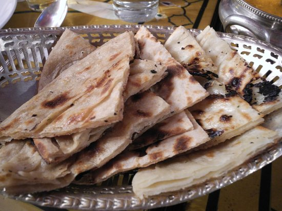 Veda: Indian breads