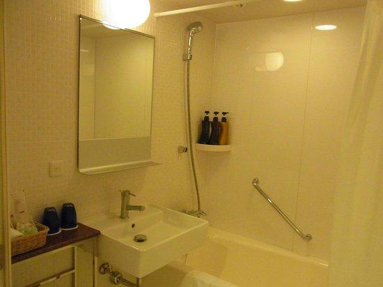 Mercure Okinawa Naha: バスルーム