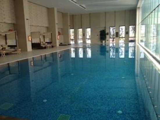 Citic Pacific Zhujiajiao Jin Jiang Hotel: Nice, big, clean pool