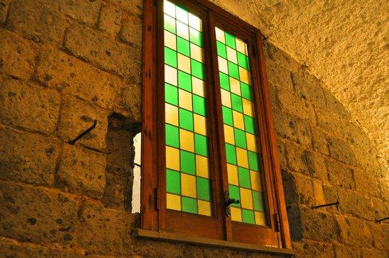 Ristorante Zi'Ntonio: Lovely Window, Lovely Atmosphere