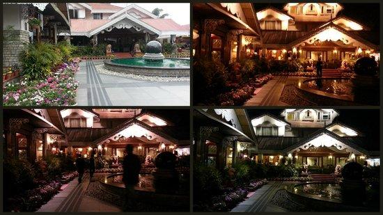 Mayfair Spa Resort & Casino: The various colors of Mayfair