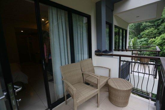 Laprima Hotel - Labuan Bajo, Flores, Indonesia - The Travel Glow - balconey
