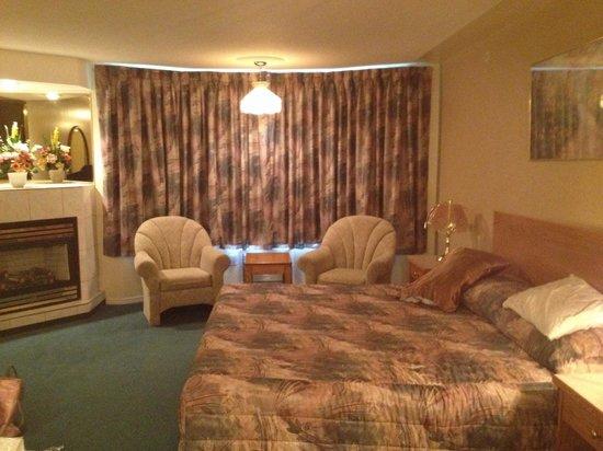 Western Budget Motel Grande Prairie # 2 : Big room