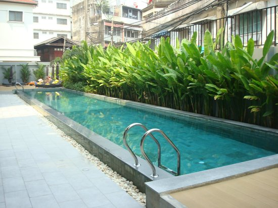 iSanook Residence : pool
