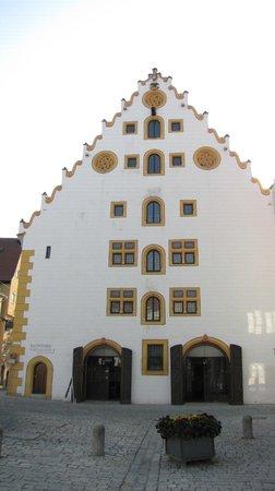 NH Kloesterle Noerdlingen: Отель, старое здание