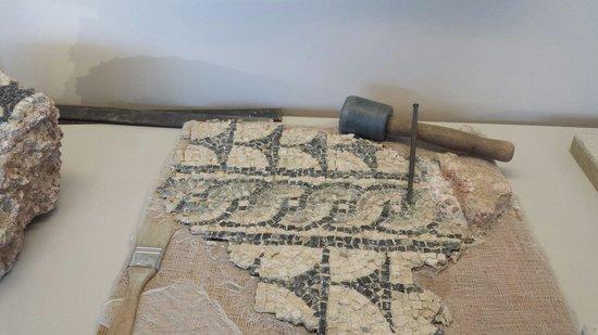 Saint-Romain-en-Gal : Comment les romains realisaient leurs mosaiques
