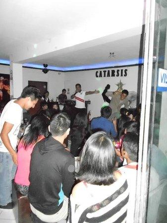 Catarsis Karaoke Bar & Lounge: CONCIERTO DE ROCK