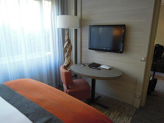 Sofitel Quiberon Thalassa Sea & Spa : chambre junior suite