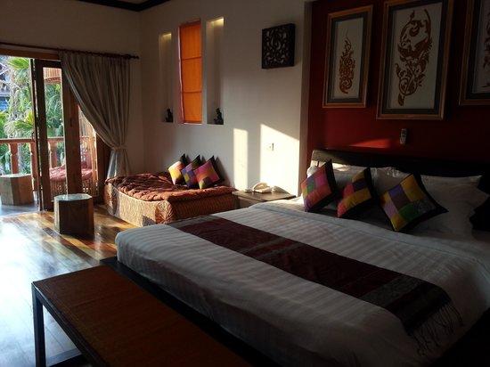Three Rooms Angkor Orchid Secret Villa: beautiful room