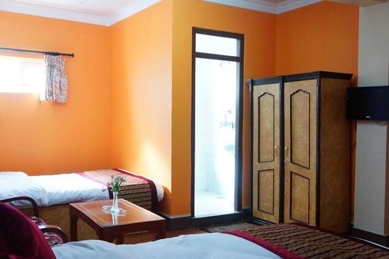 Hotel Happy Home : Guest Room