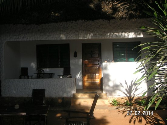 Mimi na Wewe...in Africa!: bungalow