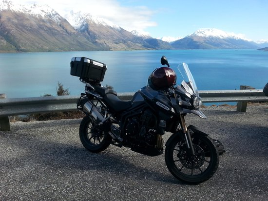 South Pacific Motorcycle Tours - Day Tours: motorcycle heaven