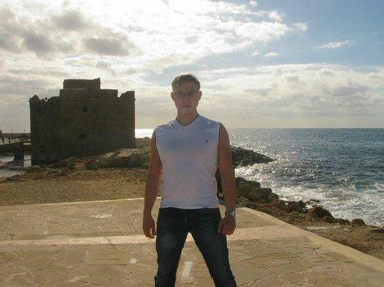 Paphos Harbour Castle: Вид на форт
